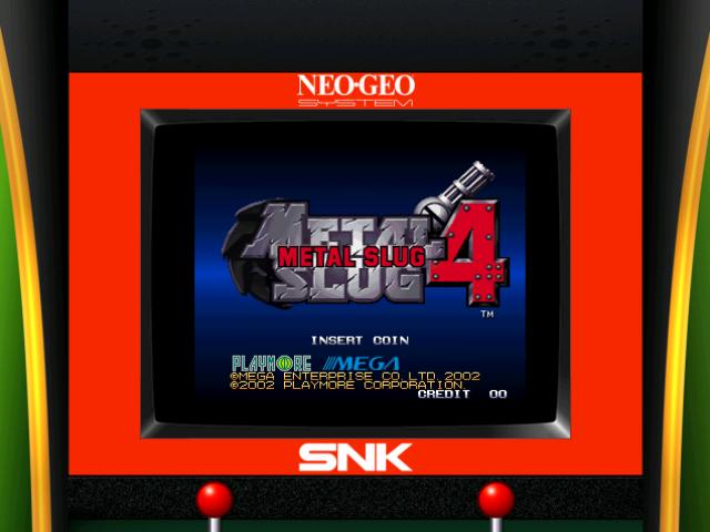 New skinFX for neogeo