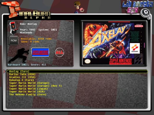 Final burn alpha OS4 NEW GUI part 4