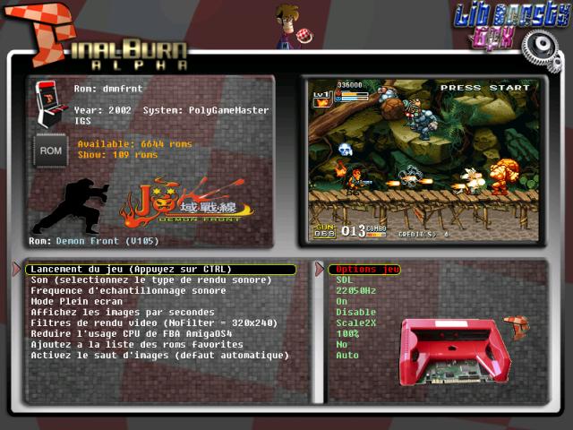 Final burn alpha OS4 NEW GUI part 6